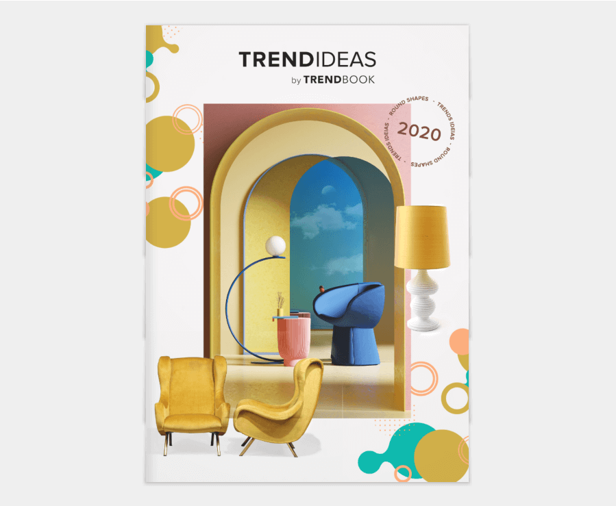 Trend Book 2020: Curved Shapes