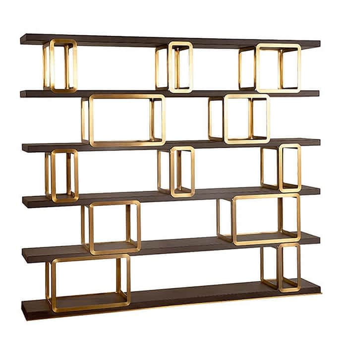 luxury bookshelf for home office