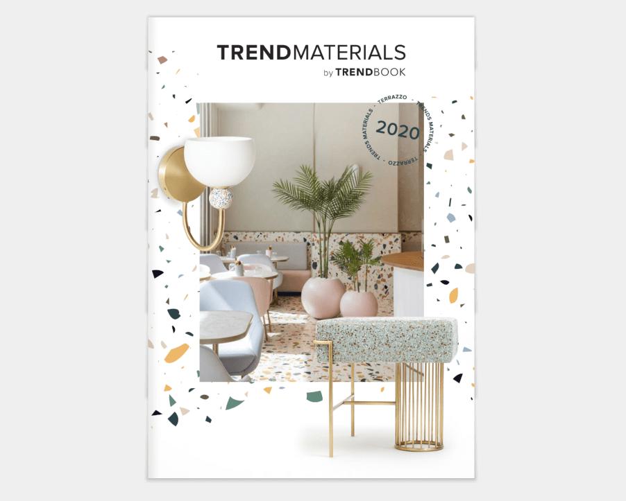 Trend Book 2020: Materials Terrazzo