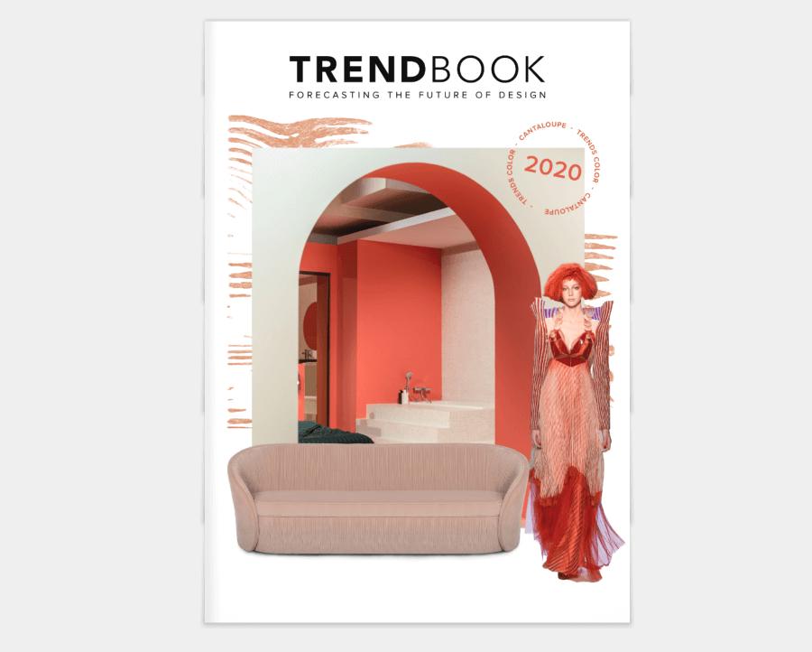 Trend Book 2020: Color Cantaloupe