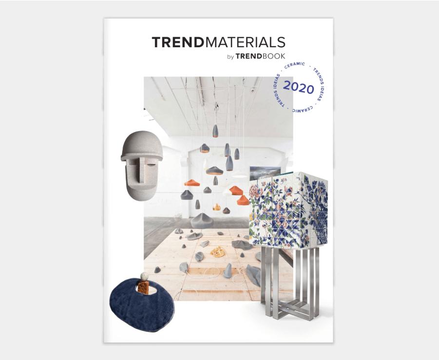 Trend Book 2020: Materials Ceramic