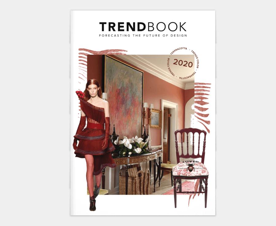Trend Book 2020: Color Terracotta
