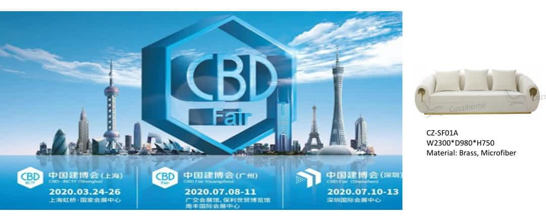 2020 Top 10 Biggest China Furniture Fairs, to discover the excitement! - 2 -