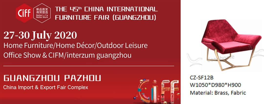 2020 Top 10 Biggest China Furniture Fairs, to discover the excitement! - 1 -