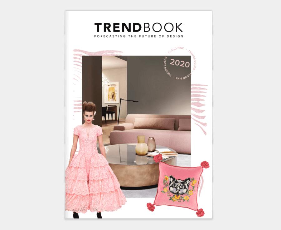 Trend Book 2020: Color Cloud Pink