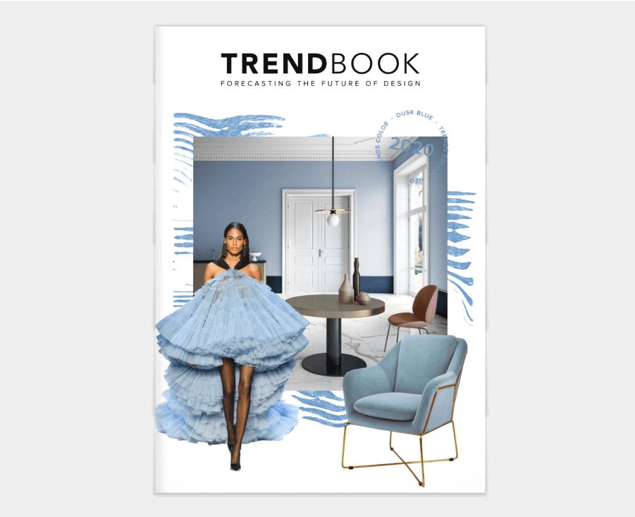 Trend Book 2020: Color Dusk Blue